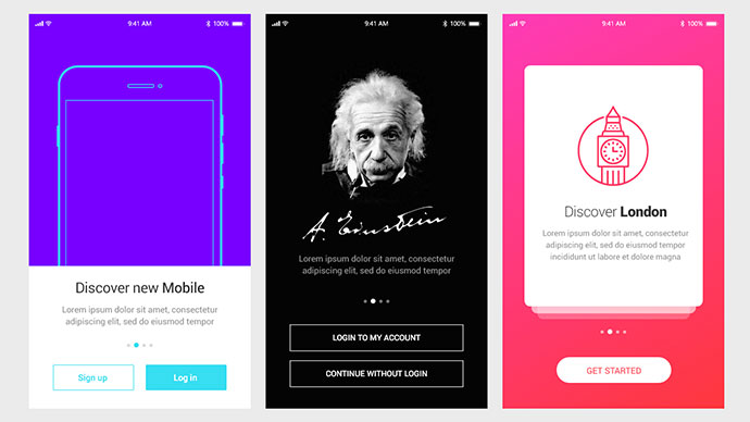 7 Free Download Walkthroughs - Adobe XD