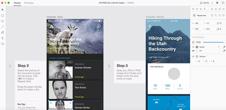 23 Useful Adobe XD Tips, Tricks and Tutorials – Bashooka