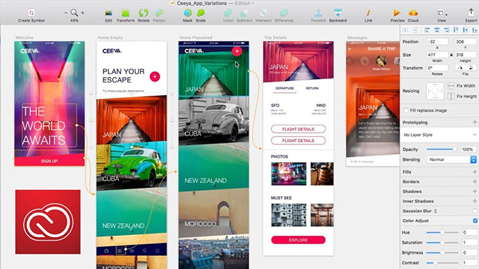 23 Useful Adobe XD Tips, Tricks and Tutorials – Bashooka
