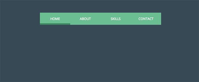 Simple PureCss dropdown menu with following subnav