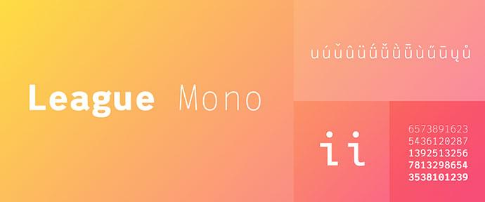 League Mono