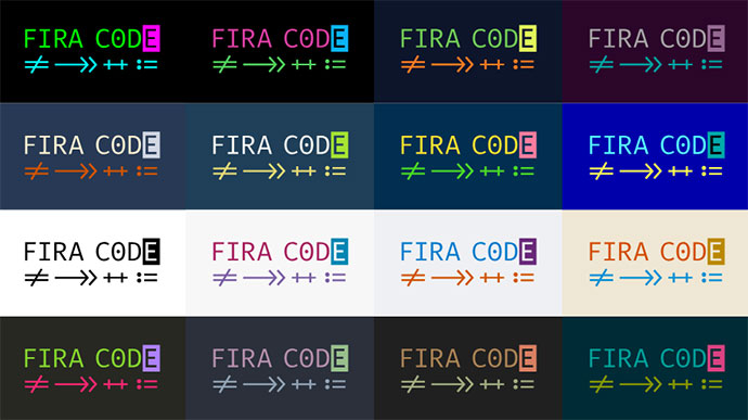 FiraCode