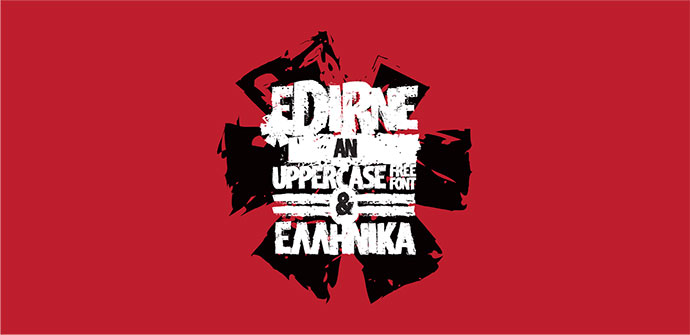 Edirne Free Font