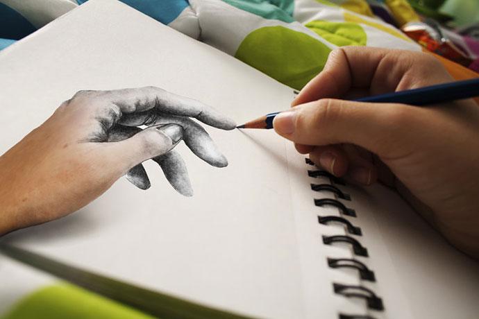 drawn to life I