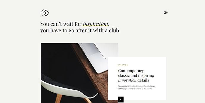 Park - Creative Portfolio WordPress Theme