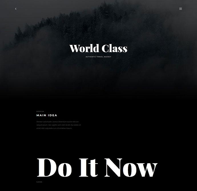 Wythe - Creative Portfolio Theme