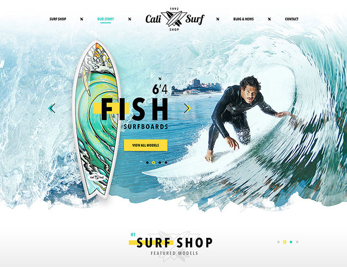 Cali Surf Shop