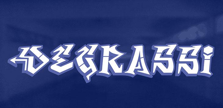 25 Free Striking Graffiti-Styled Fonts