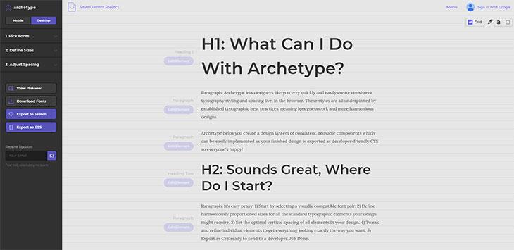 20 Useful Free Web Typography Tools 2018