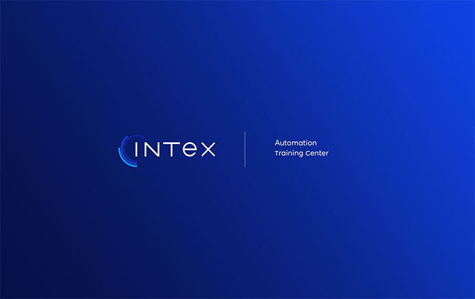 INTEX -  Branding & Webdesign