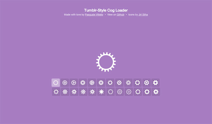 Tumblr Cog Spinners