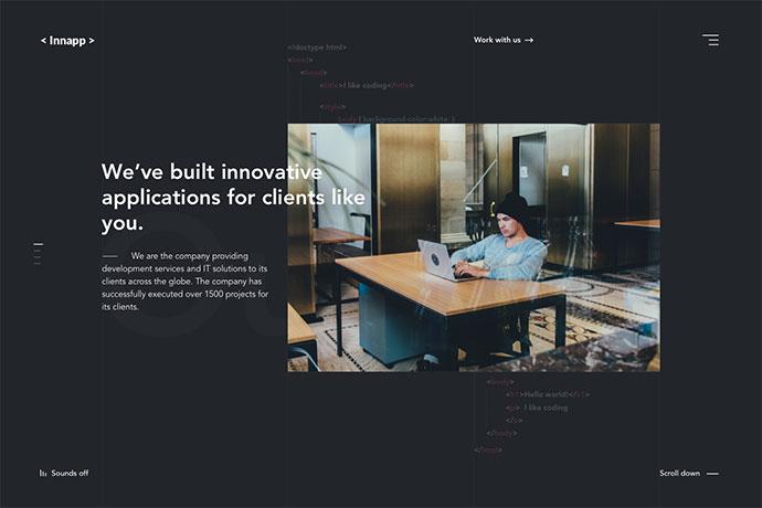 Innapp website