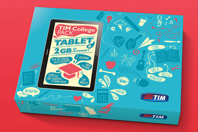 TIM College Pack