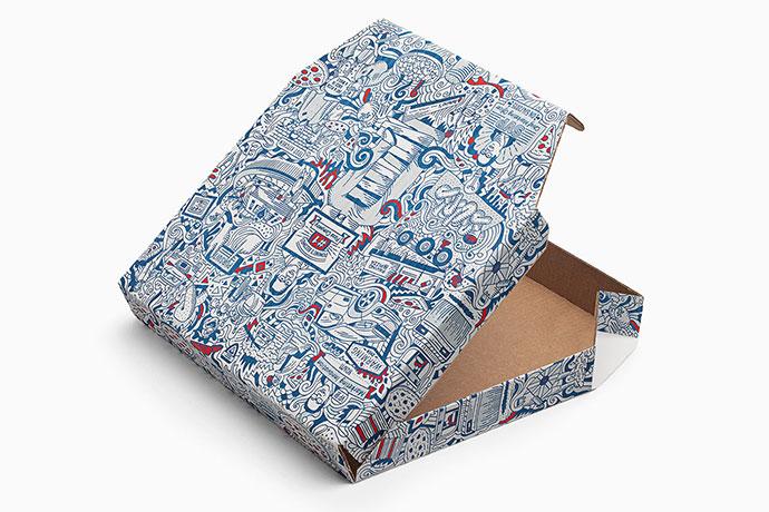 Domino's Pizza Box