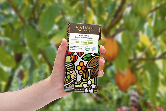 Nature Organic Chocolates