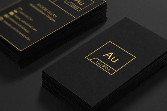 Au Brand Identity