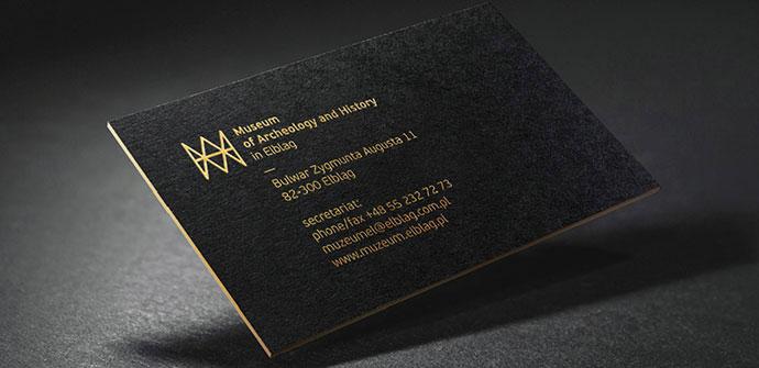 50 preciously beautiful gold business card designs web graphic museum colourmoves