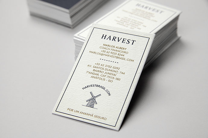Harvest - Brand Design