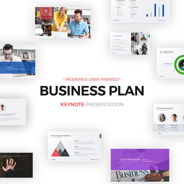 Business Plan Keynote