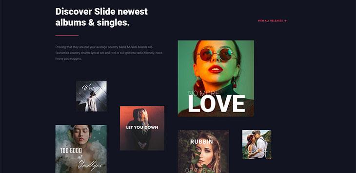 20 Outstanding Portfolio Music WordPress Themes
