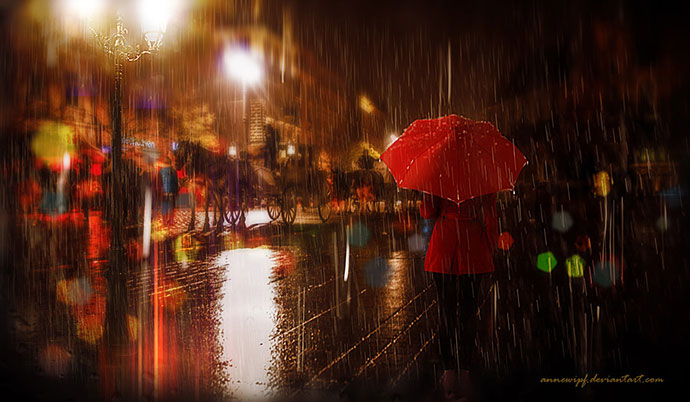 Memories of a Rainy Night