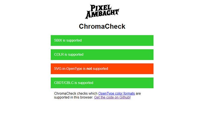 ChromaCheck