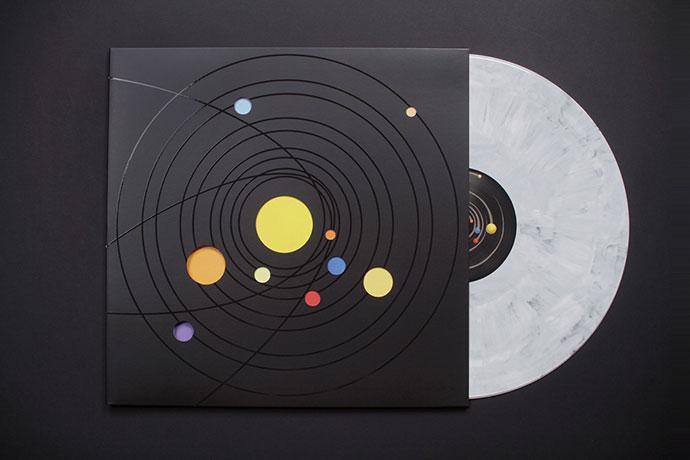 Vinyl Moon Vol. 1 Album Packaging
