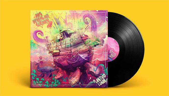 Plastico Lunar Album - Project
