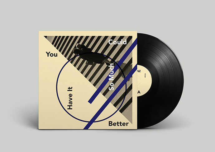 FRANZ FERDINAND | Vinyl Cover