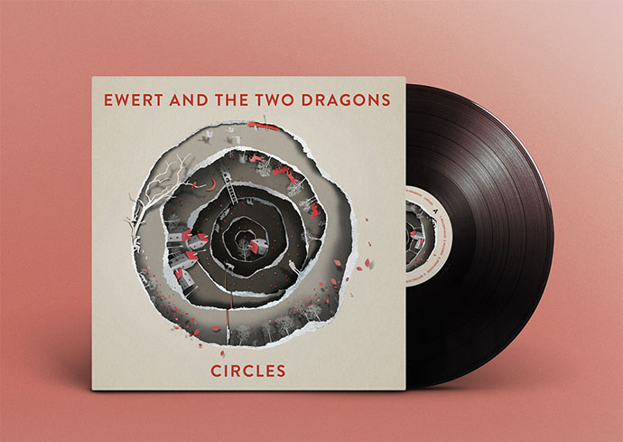 Ewert and the Two Dragons album cover