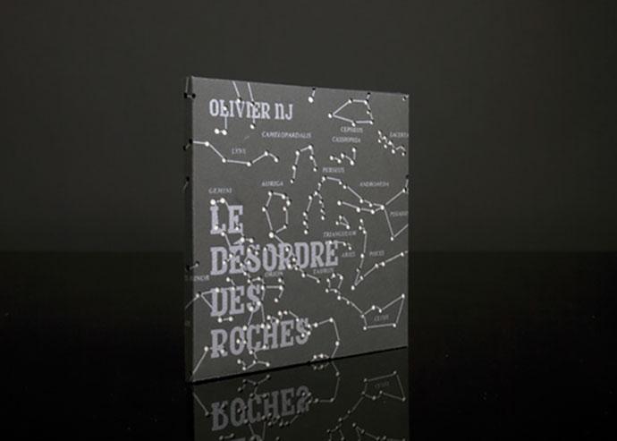 Disorder of the rocks - limited edition CD case