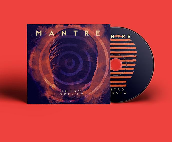 Mantre — Album Artwork