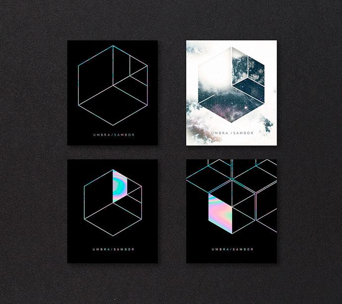 SAMBOR / UMBRA album cover
