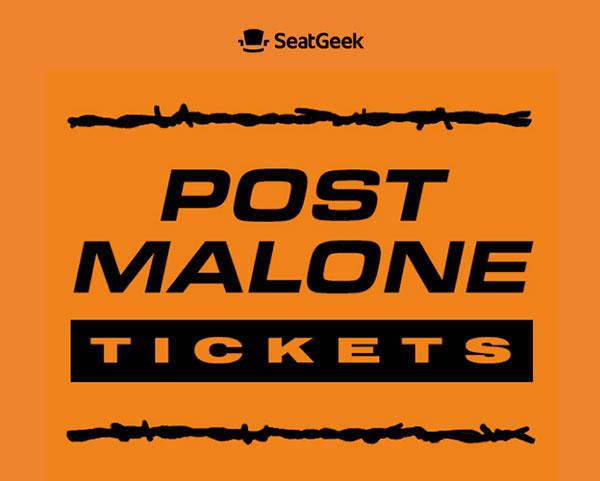 Tour Alert: Post Malone