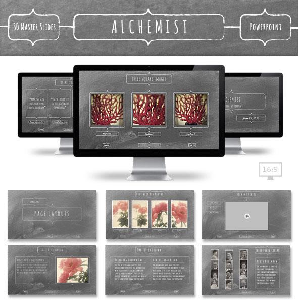 Alchemist Powerpoint Template