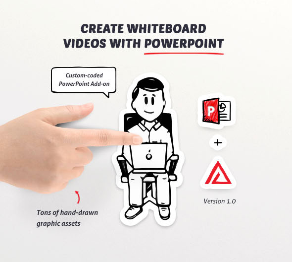 Whiteboard PowerPoint Toolkit