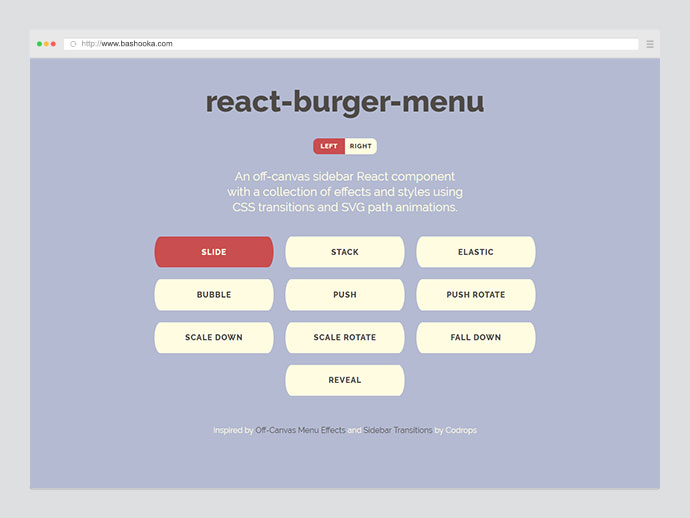 react-burger-menu