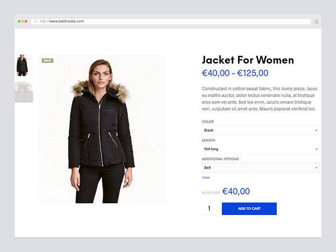 WooCommerce Variation Price Hints