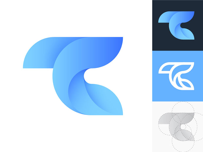 TC monogram