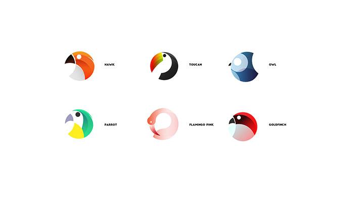 Bird - Logo Animal