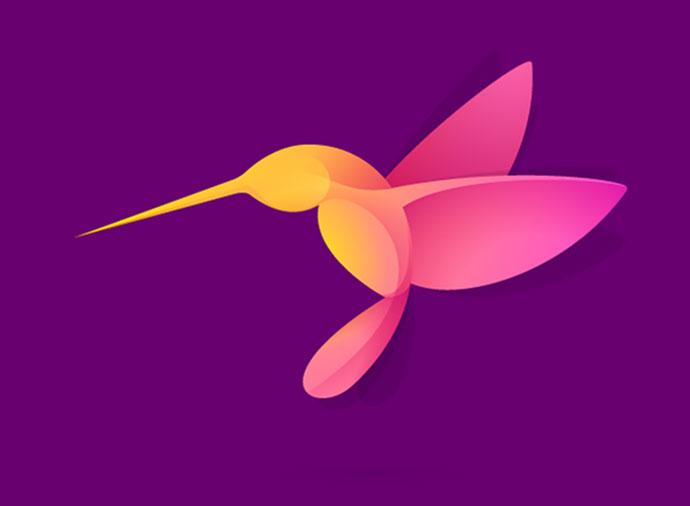 Hummingbird mark