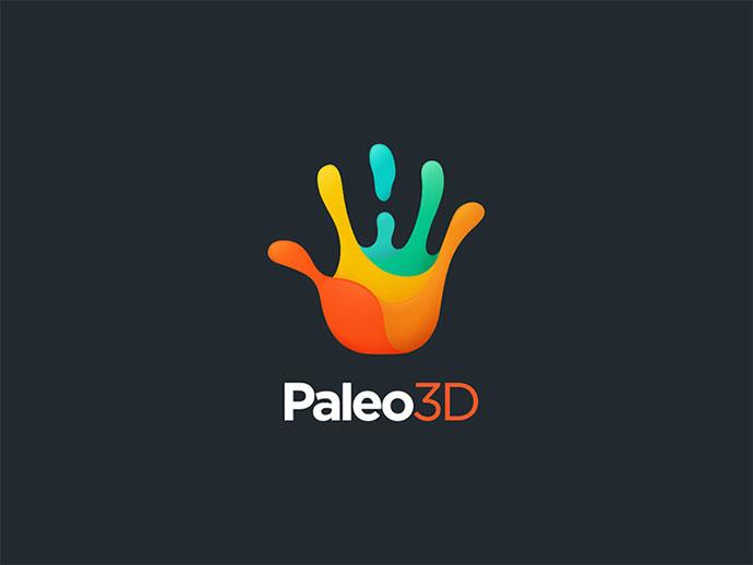 Paleo3D Logo