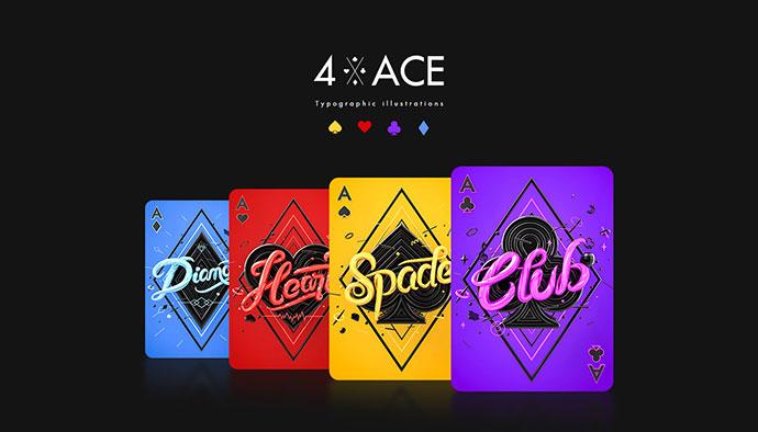 4 X ACE