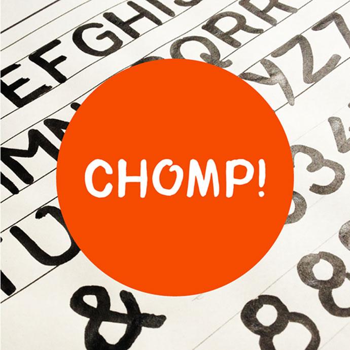 Chomp! Typeface