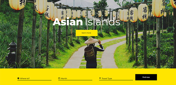 21 Top WordPress Themes For Travel Booking Website 2018