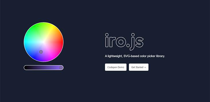 15 Helpful Javascript Color Picker Libraries