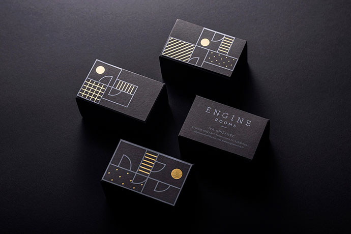 Engine Rooms / Visual identity