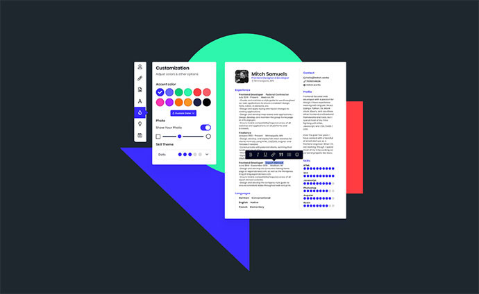 15  useful free resume generators  u2013 bashooka