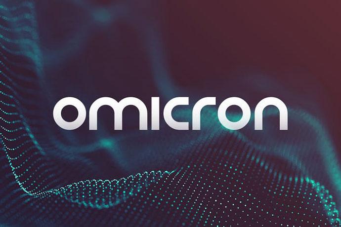 Omicron Typeface