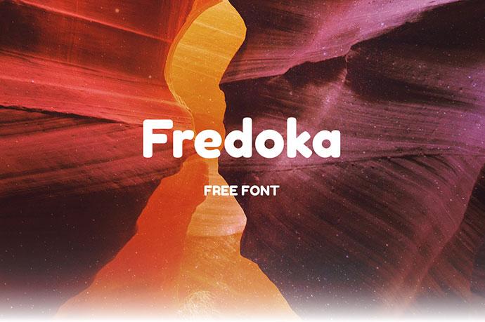 Fredoka - Free Rounded Bold Font